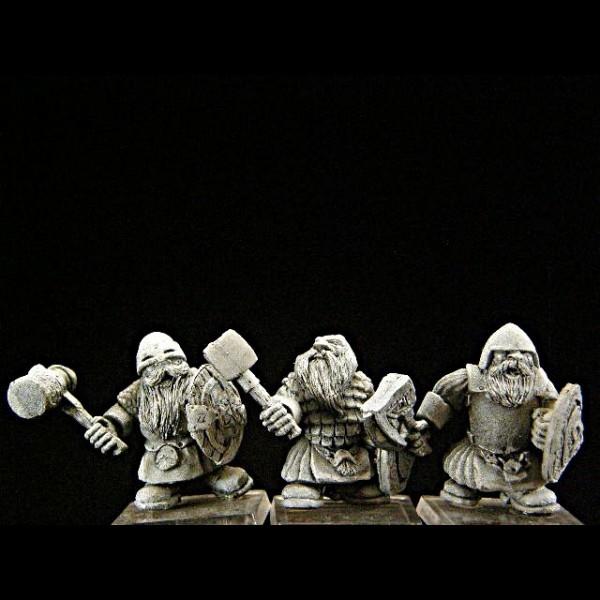 Krieger der Zwerge Regimentsbox
