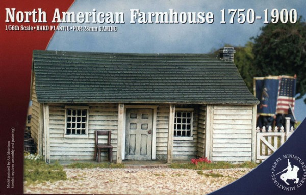 North American Farmhouse 1750-1900