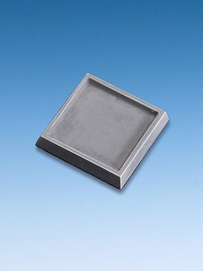 Metallbasen 25 x 25mm