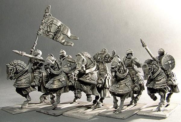 Box der schweren Kavallerie des Imperiums
