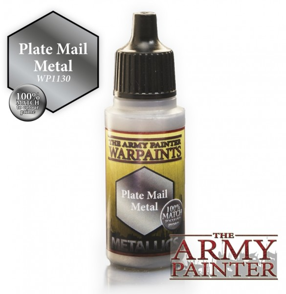 Plate Mail Metal - Warpaints