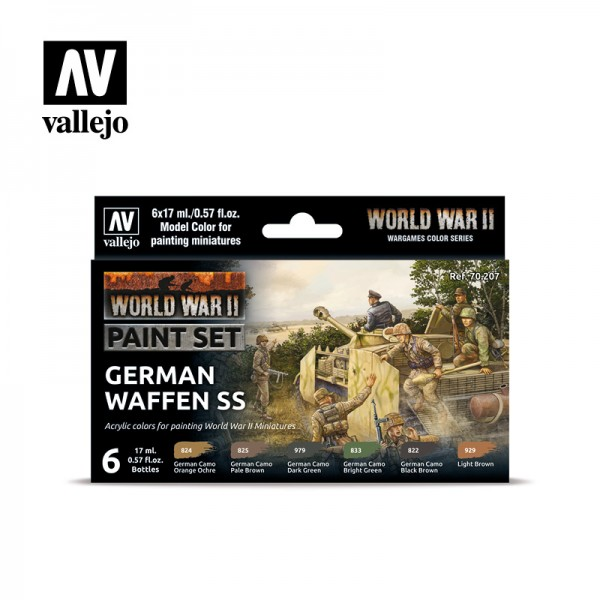 Model Color WWII German Waffen SS.jpg