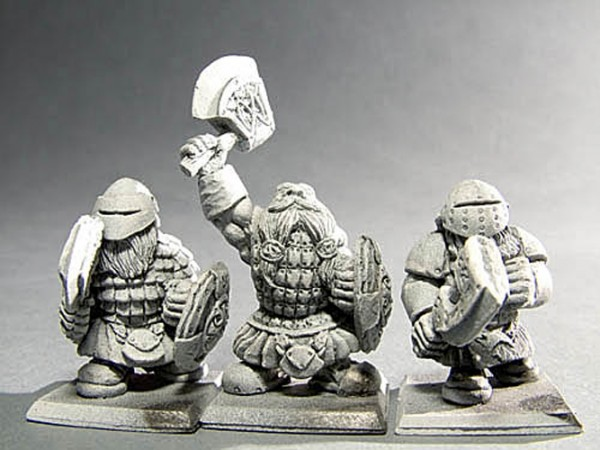 Krieger der Zwerge II