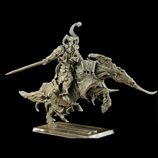 Ritter der Verdammten Held