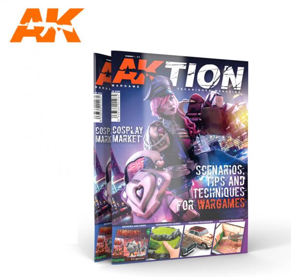 AKTION Nº1 The Wargame magazine.png